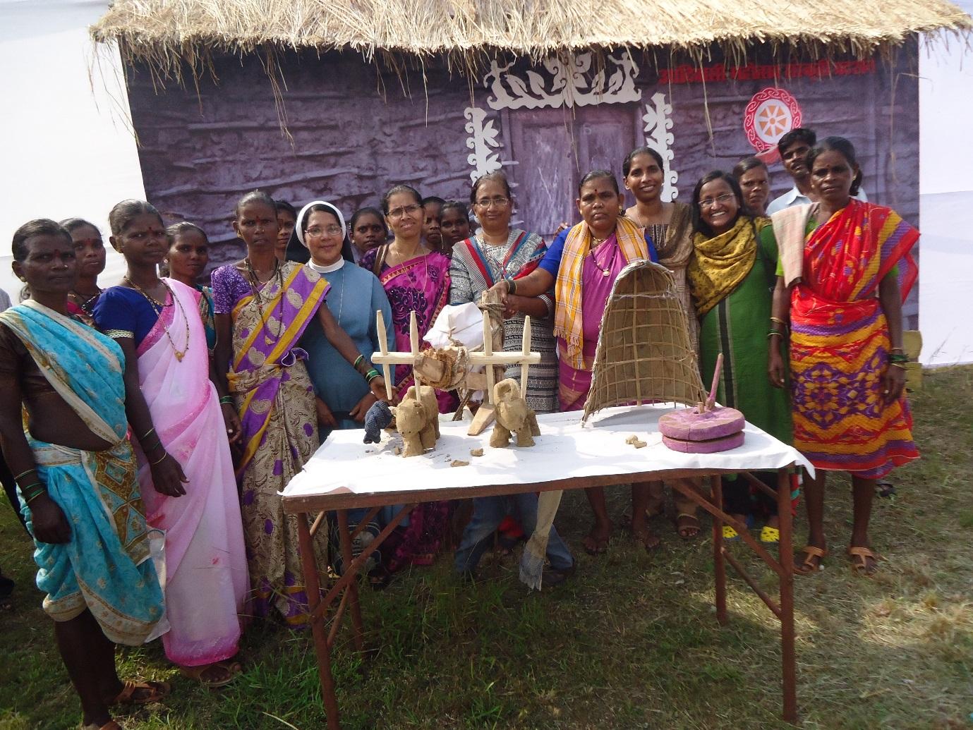 Tribal day celebration, Rees