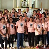 Joint formation of Parolitas Negros and Cebu in Siquijor