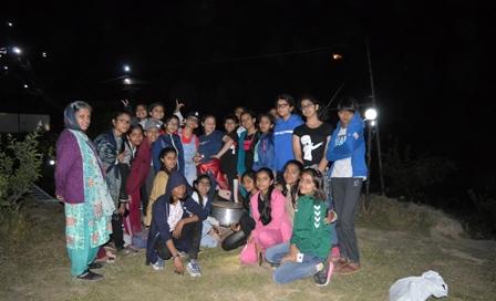 Summer Camp at Shimla