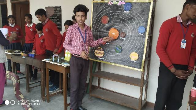 Science exhibition day